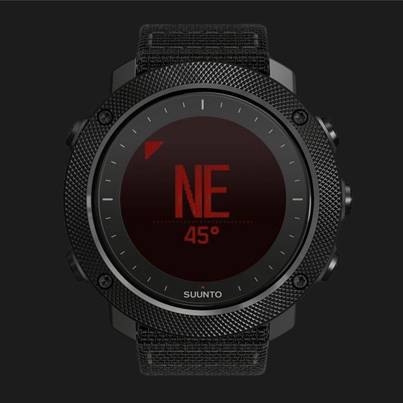 je nejvýraznějším a výkonným outdoorovým produktem v rámci Suunto  portfolia. Univerzální a výkonná navigace hodinek s GPS Glonass pro  nadšence hikingu a ... 30969a3508c