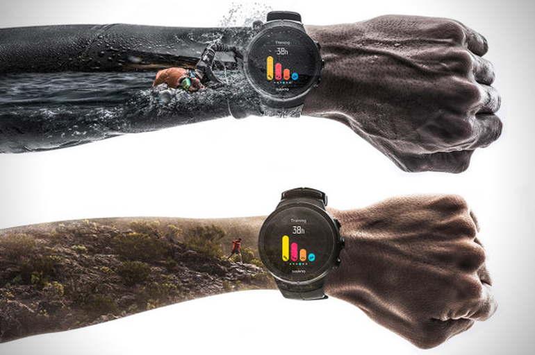 Suunto Spartan Ultra- čtvery hodinky v jedněch.  b6ca009b1d0
