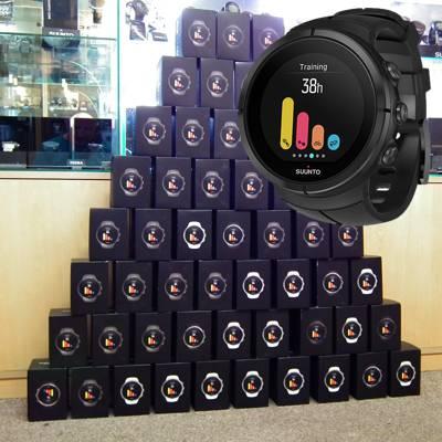 Nové hodinky Suunto Spartan kromě sportovců oslovují i širší veřejnost. Ty  uživatele f0b6e8c46cd